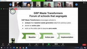 Summarising GSP Waste Transformers