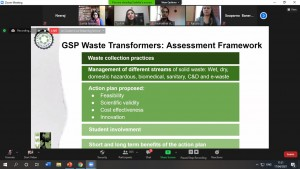 GSP Waste Transformers assessment framework